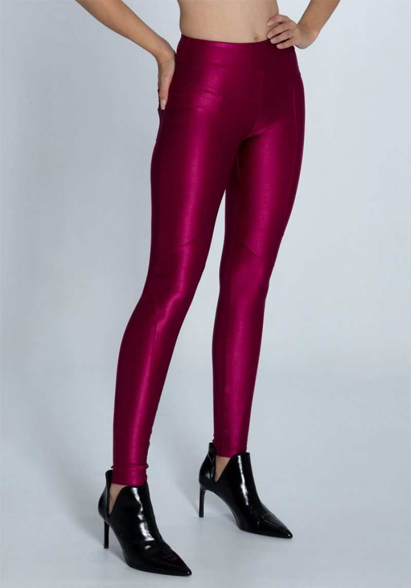 Legging 306128 Bordo 01