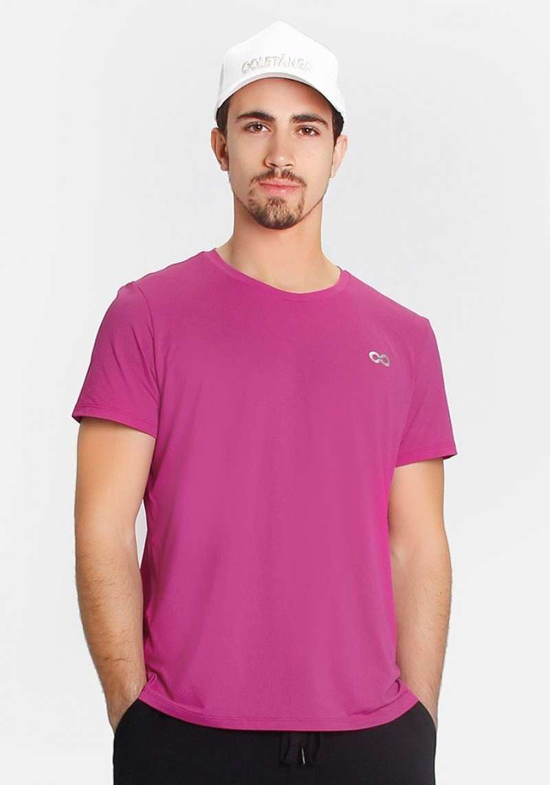 Camiseta Regular 201100 Rosa 89