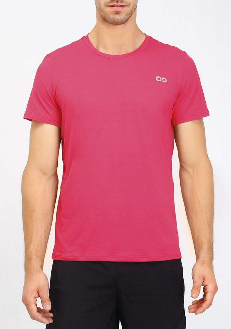 Camiseta Regular 201100 Rosa 02